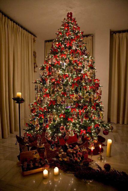 Para gustos los rboles de navidad el blog de navidad - Arboles de navidad bonitos ...